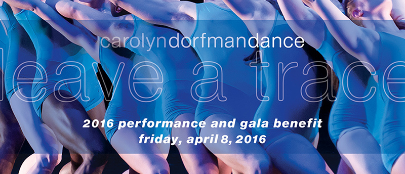 Leave A Trace - 2016 Performance and Gala Benefit