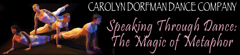 CDDC presents Spreaking Through Dance: The Magic of Metaphor